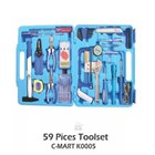 59-PC Electronic Tool Kit  1