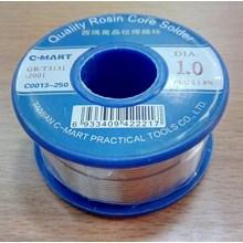 Rosin core solder 400g