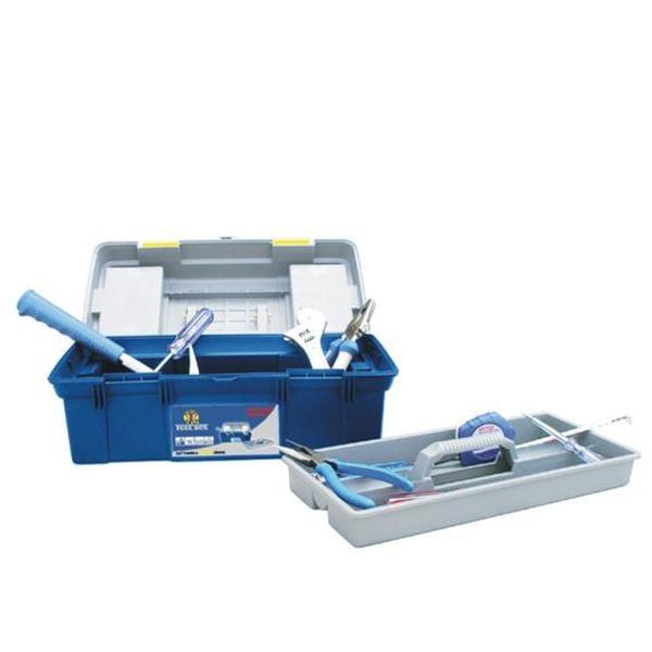 Plastic tool box 425mm/17