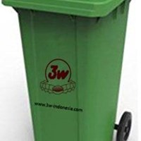 Gerobak Sampah  1