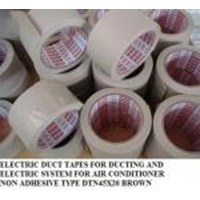 Peralatan Kantor Electric Tapes Finished Rolls