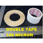 Double Tape 140 Micron 1