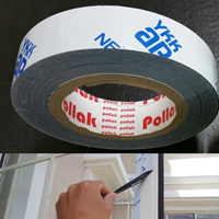 Jual Protection Tape Black White