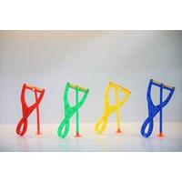 Mainan Plastik Ketapel