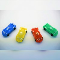 Mainan Mobil Racing Pullback