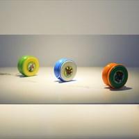 Mainan Plastik Yoyo