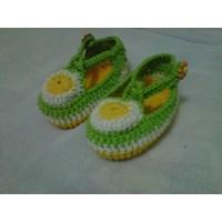 Jual Sepatu Bayi Rajut
