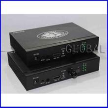 fiber optik - HDMI media Converter - Single mode