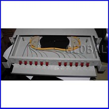 Fiber optik - OTB - ODF - 12 core with pig tail