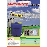 Sprayer Elektrik + Manual 18 Liter