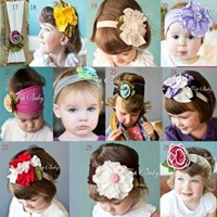 Top Head Band