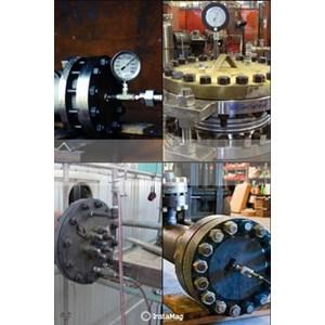 Dari Pompa Hydrotest 350 Bar - Tekanan Tinggi Pompa Piston 1