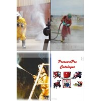Jual Pompa High Pressure Cleaning 200 Bar - Solusi Jaya 2
