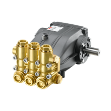 Pompa High Pressure 300 bar - Peralatan Pompa Tekanan Tinggi