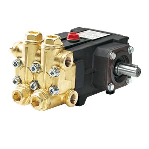 Pompa Water Jet Pressure 100 Bar - Pompa Tiga Piston Tekanan Tinggi