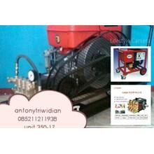 Pompa Hydrotest Pressure 350 Bar - Pompa Tiga Piston Tekanan Tinggi