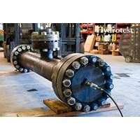 Pompa Hydrotest 500 Bar - Tiga Piston Unit Pompa Hawk 1