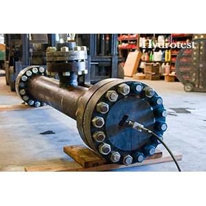 Pompa Hydrotest 500 Bar - Tiga Piston Unit Pompa Hawk