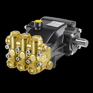 Dari Pompa Hydrotest 250 Bar - Pompa Tiga Piston Tekanan Tinggi 1