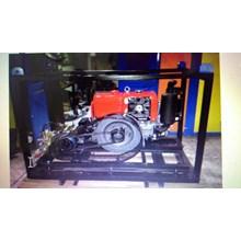 Pompa Water Jet 500 bar - Peralatan Pompa Tekanan Tinggi