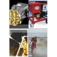 Jual Pompa Water Jet 300 Bar - Alat Pembersih Boiler 2