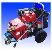 Pompa Water Jet 200 Bar - High Pressure Washing Equipment