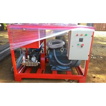 Pompa High Pressure 1500 Bar - Three Piston Pump High Pressure Water
