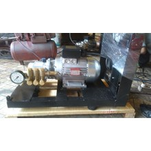 Pompa Hydrotest 100 Bar - Hydrostatic Test Pump