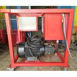 Dari Pompa Hydrotest 350 Bar - Hawk Pump Ex Italy Hydro Testing 3