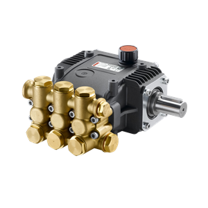 Pompa Hydrotest 120 Bar - Plunger Hawk Pump