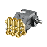 Pompa Jet Cleaner 200 bar - Penggerak Elektro motor 1