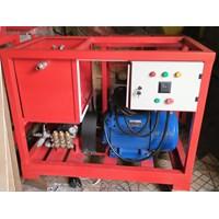 Distributor Pompa Water Sandblasting Tekanan 500 bar - Kualitas Italy 3