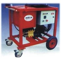 Pompa Water Jet 350 Bar - alat penyemprotan mekanik bertekanan tinggi 1