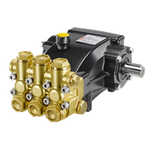 Pompa Hydrotest Pressure 170 Bar - Pengukuran Untuk Kekuatan Pipa