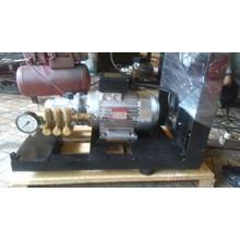 Pompa Hydrotest Tekanan 100 Bar - Peralatan Uji Tekanan