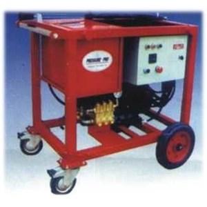 High Pressure Hydrotest 300 Bar - Uji Tekanan Tinggi