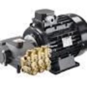 Pompa Hydrotest Elektrik 200 Bar