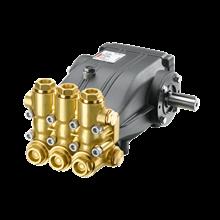 Pompa Hydrotest Elektrik 300 Bar