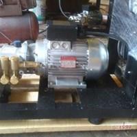 Hydrotest Plunger Pump 100 Bar - Hydrostatic Hawk Pump Ex Italy