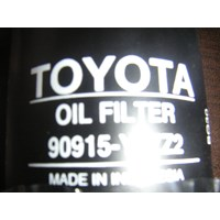 Distributor Oil Filter 3