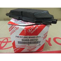 PAD KIT DISC BRK FR 04465-02310