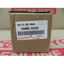 PAD KIT DISC BRAKE LFITTING PARTS FR 04465-02350