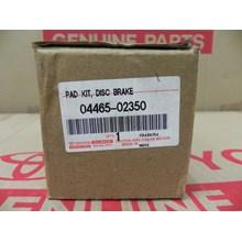 PAD KIT DISC BRAKE LFITTING PARTS FR 04465-02350
