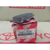 PAD KIT DISC 04465-35280