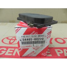 PAD KIT DISC BRAKE 04465-60220