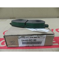 PAD KIT DISC BRK FR  04465-BZ190