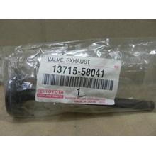 Valve Exhaust 13715-58041