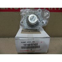 PUMP ASSY OIL 15100-97401