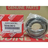 BEARING RADIAL BALL 9004A-36012