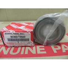 BEARING FOR FRONT AXLE HUB LH RH 90363-T0023